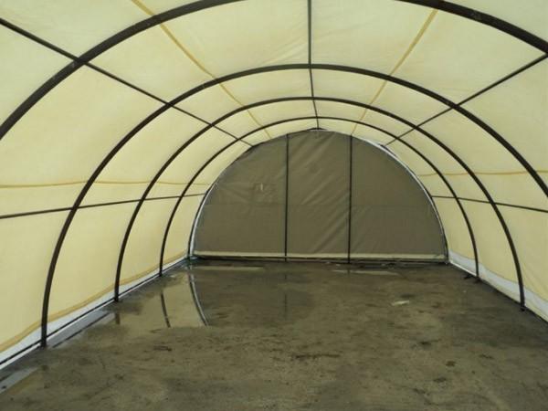 şantiye çadırı çelik boru iskeleti