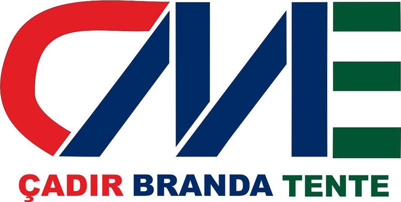 cme çadır branda logo